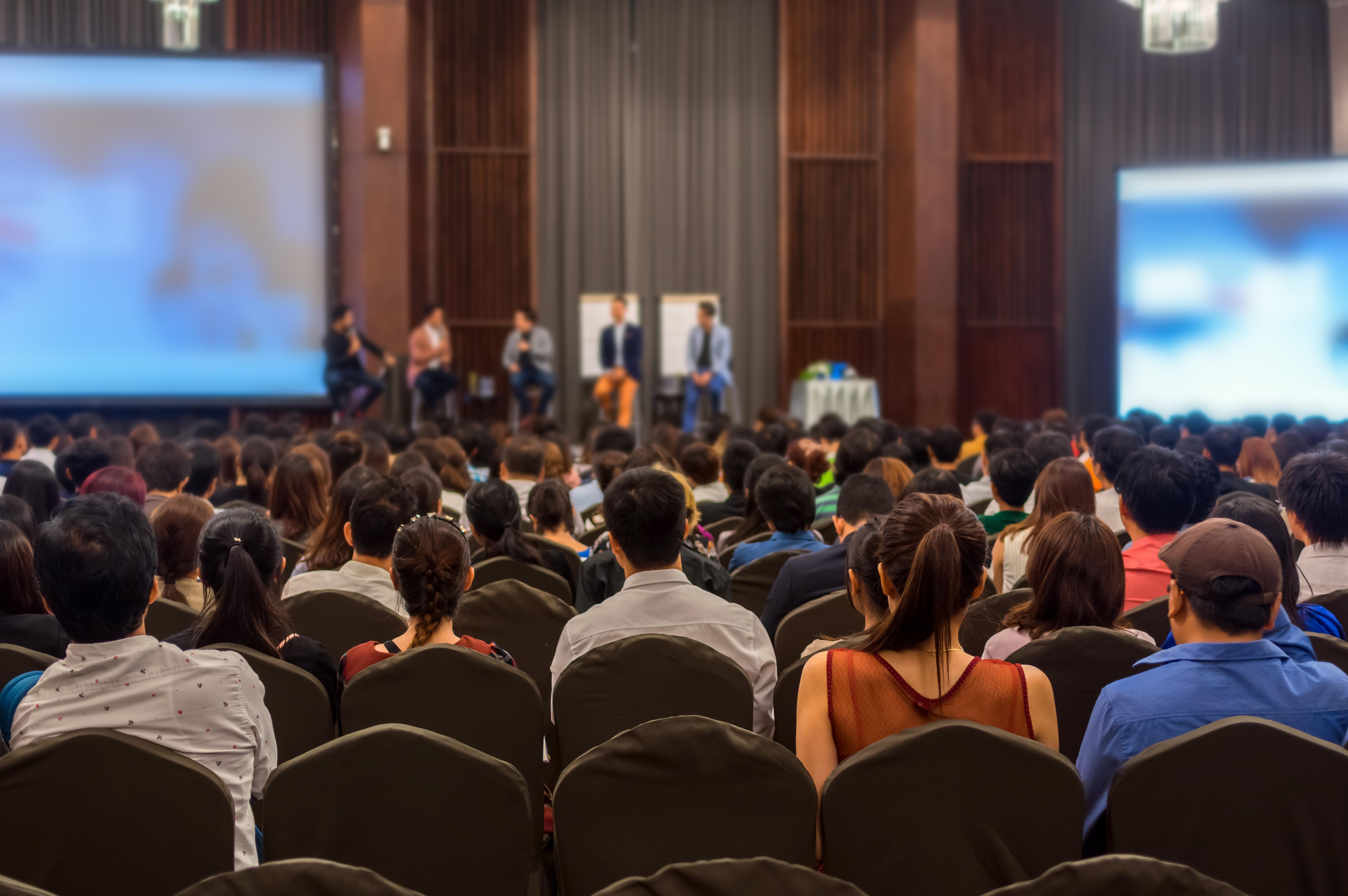 Spoiler Alert Conferences